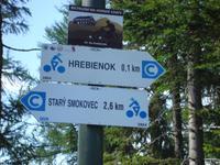 Hohe Tatra: Hrebienok