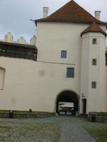 Kezmarok (Käsmark)_Stadtburg