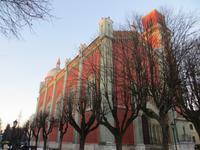 Keszmarok, protestantische Kirche
