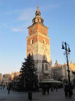 Krakau - alter Rathausturm