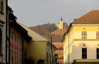 Blick zur Marienwallfahrtskirche von Levoca
