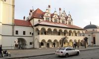 Das Rathaus von Levoca