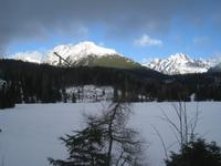 Tatra am Strebske Pleso