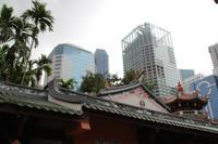Singapur Thian Hock Keng Tempel