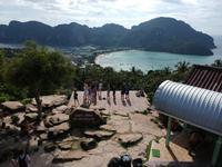 Koh Phi Phi - Tonsai Bay - Viewpoint