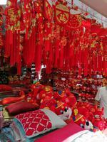 Chinesisches Viertel in Singapur