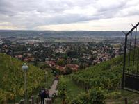 Spitzhaus-Treppen