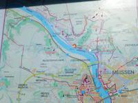 auf der Karte kann man die Tour noch einmal nachvollziehen