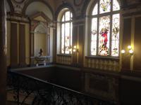 Im Inneren vom Rathaus Liberec