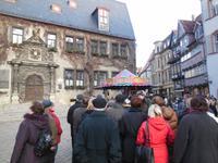 Stadtrundgang durch die Fachwerkstadt Quedlinburg