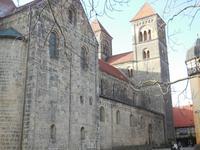 Die Stiftskirche von Quedlinburg