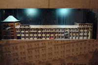 Fabrik aus Schokolade