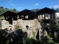 Sizilien 2014/04 , an der Villa Casale