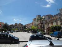 Hauptplatz von S. Angelo Muxaro