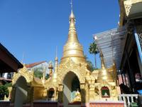 31.01.2016: Penang - Burmesischer Tempel Dhammika Rama