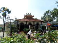 04.02.2016: Insel Phú Quoc - Nguyen Trung Truc-Tempel