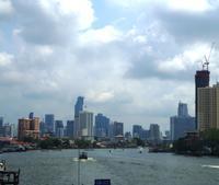 Bangkok Bootsfahrt