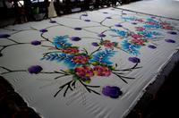 Penang Ausflug - Batikfabrik