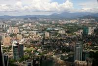Blick vom KL Tower