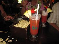 0355 Singapur Sling im Raffles Hotel
