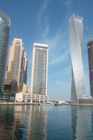 Dubai, an der Marina