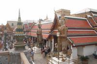 Tempelwächter, Wat Phra Keo