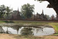 376 Sukkothai - Wat Mahatat