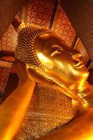 446 der Goldene Buddha im Wat Pho