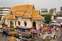 496 am Wat Traimit