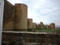 Stadtmauer (um 1000), Ani
