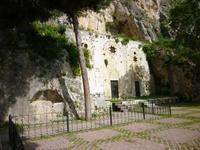 Grottenkirche St. Peter in Antakya