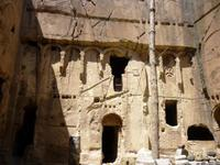 Felsenkloster von Eski Gümüsler