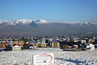 21.10.11 Blick auf Erzurum