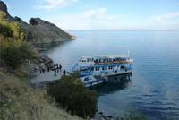 23.10.11 Abfahrt von der Insel Akdamar