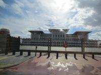 der neue Präsidentenpalast Erdogans