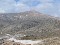 Bergwelt am Nemrud Dag