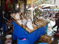 Fischmarkt am Bosporus