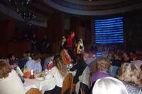 orientalischer Abend im Galata Turm