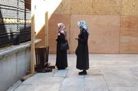 betende Frauen
