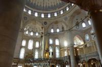 Innenraum der Eyüp Moschee