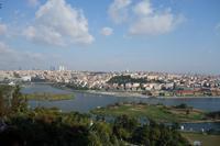 Aussicht vom Piereloti Hügel