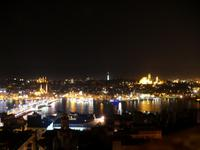Nachts in Istanbul