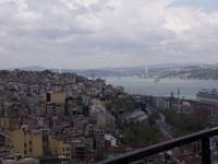Blick über Istanbul