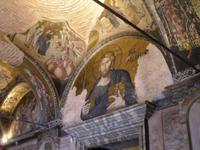 Mosaik im Chora-Kloster