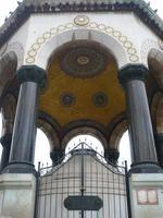 ein Geschenk des Kaiser Wilhelms an den Sultan der Wilhelmsbrunnen