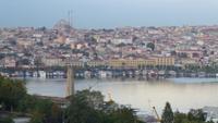 Blick aus dem Hotel Grand Halic in Istanbul