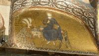Mosaike im Chora-Kloster in Istanbul