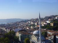 Fahrt in den asiatischen Teil Istanbuls