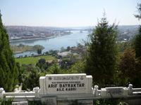 Friedhof von Eyüp in Istanbul