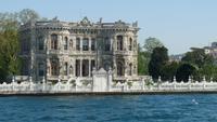 osmanisches Jagdschloss am Bosporus